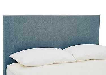 QEST Legacy Gatcombe Headboard in Ocean on FV