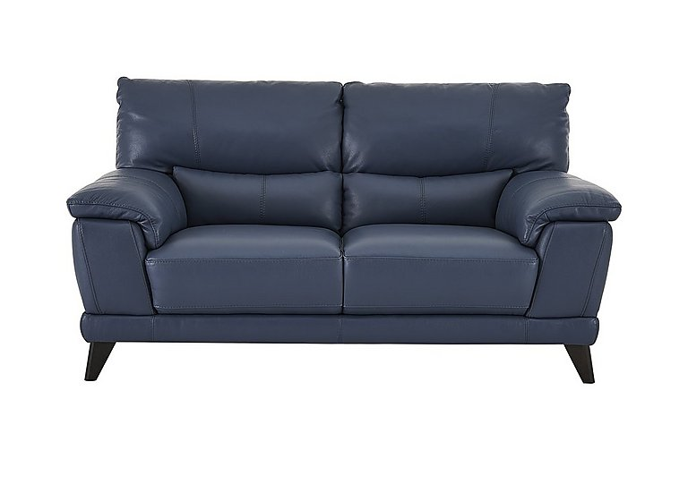 Pacific 2 Seater Leather Sofa - Only One Left!