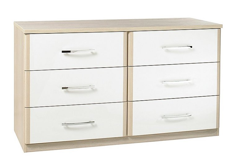 Kingsley 6 Drawer Chest