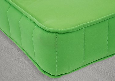 Little Village Single 3'0 Coil Mattress in 7402-90201 Lime on FV