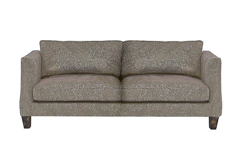Genevieve 4 Seater Fabric Sofa