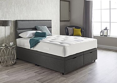 Myerpaedic Ortho Pocket 3000 Ottoman Bed with Mattress in  on Furniture Village