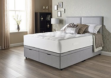 Myerpaedic Ortho Pocket 9000 Ottoman Bed with Mattress in  on Furniture Village