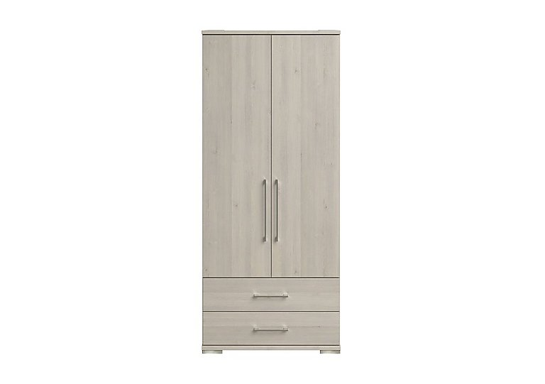 Amalfi 2 Door Gents Wardrobe