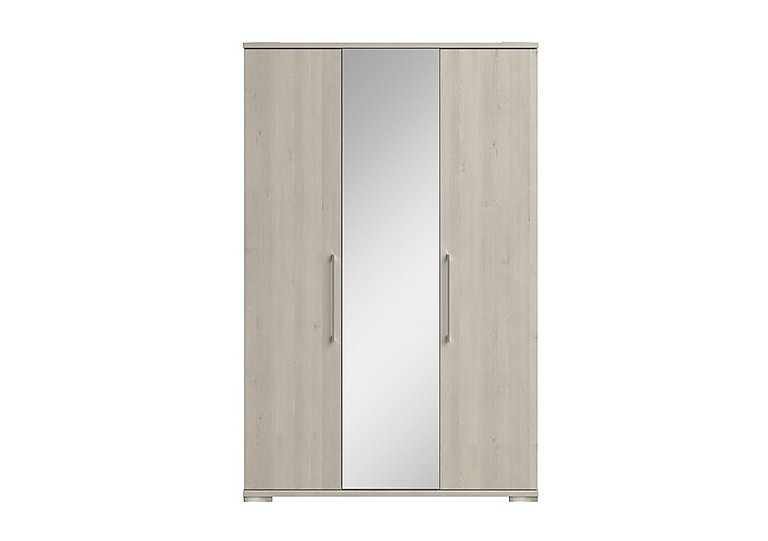 Amalfi 3 Door Centre Mirror Wardrobe