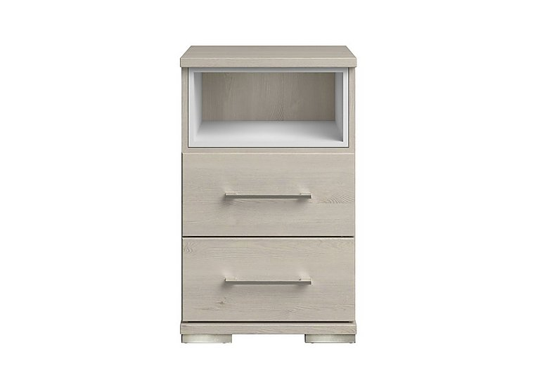 Amalfi 2 Drawer Nightstand