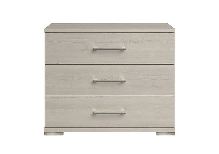 Amalfi 3 Drawer Large Chest