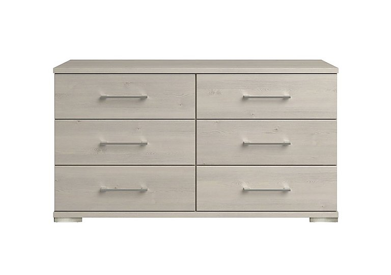 Amalfi 6 Drawer Chest