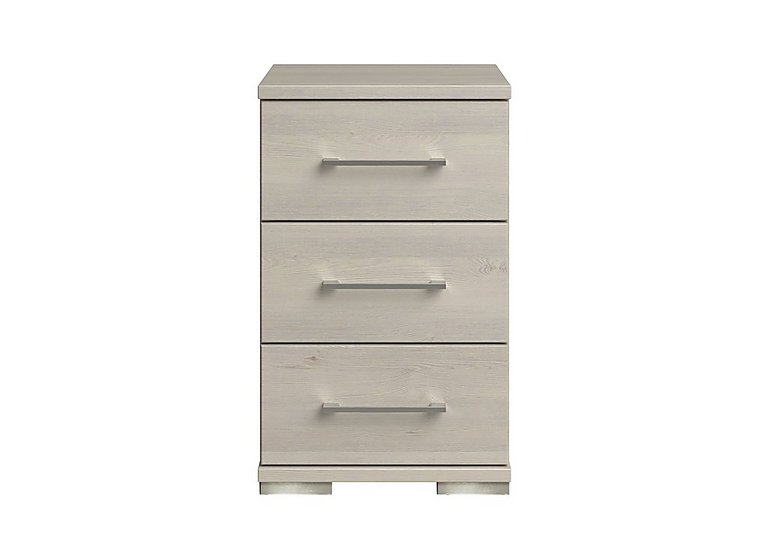 Amalfi 3 Drawer Narrow Chest