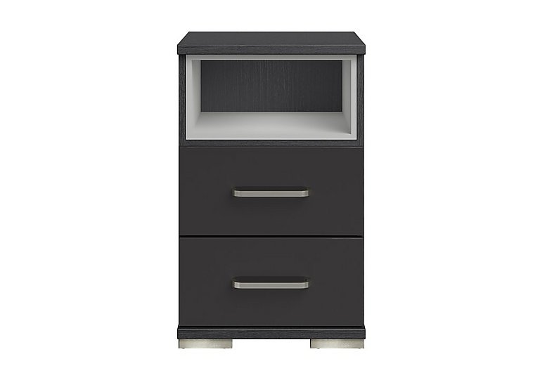 Cordoba 2 Drawer Bedside Table