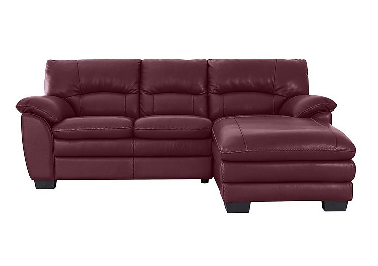 Blaze 3 Seater Sofa with Chaise - Only One Left!