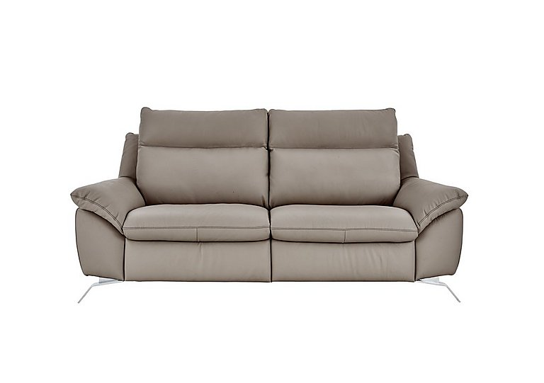 Napoli 2 Seater Leather Sofa - Only One Left!