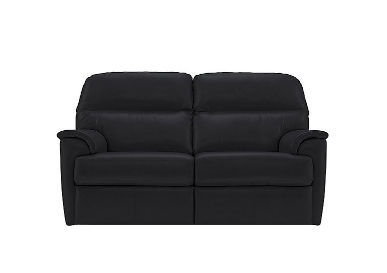 Watson 2 Seater Leather Recliner Sofa