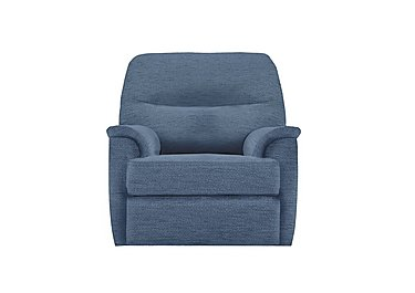 Watson Fabric Recliner Armchair in A086 Boucle Denim on FV
