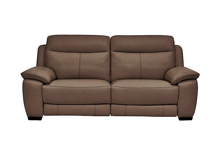Starlight Express 3 Seater Leather Recliner Sofa