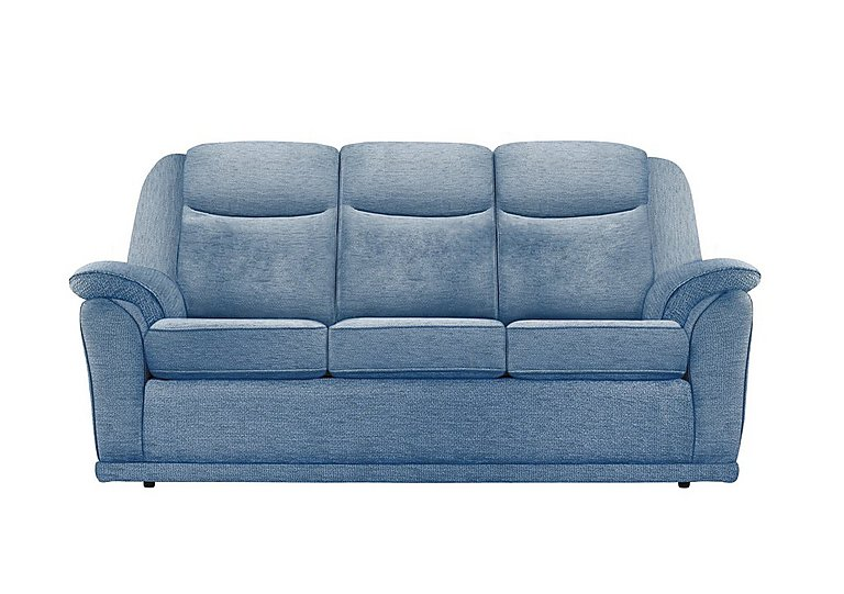 Milton 3 Seater Fabric Sofa
