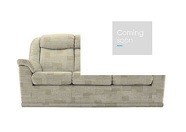 Milton 3 Seater Fabric Sofa in C112 Union Dove on FV