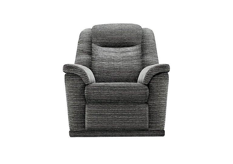 Milton Fabric Recliner Armchair