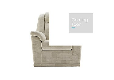 Milton Fabric Recliner Armchair in C112 Union Dove on FV
