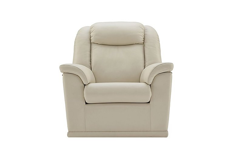 Milton Leather Recliner Armchair