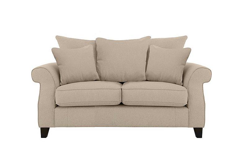 Sahara 2 Seater Fabric Pillow Back Sofa