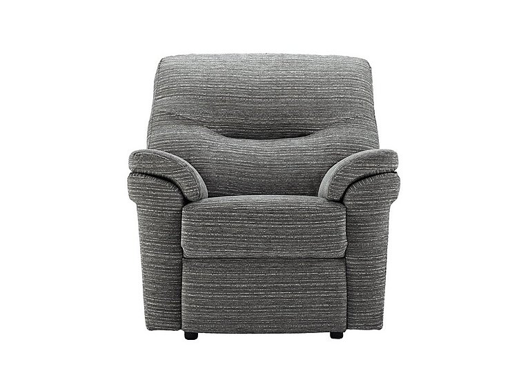 Washington Fabric Recliner Armchair - Only One Left!