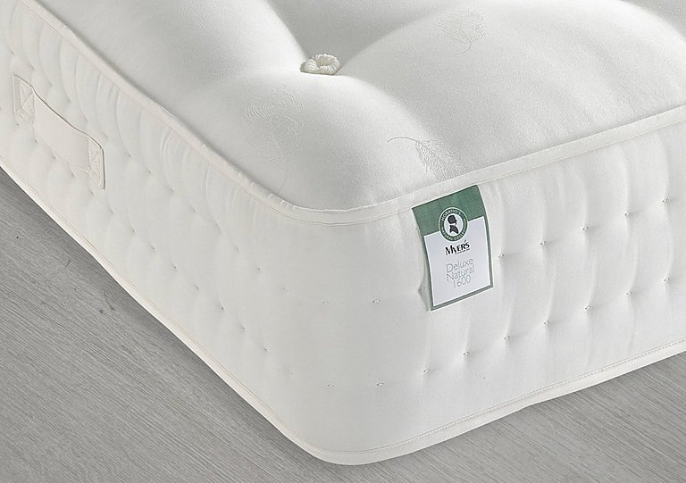 Natural Wool 1600 Mattress