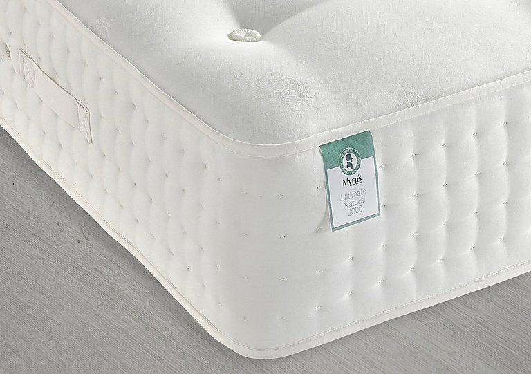 Myers Natural Cashmere 2000 Mattress for £539
