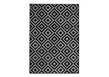 Matrix Rug in Black on FV