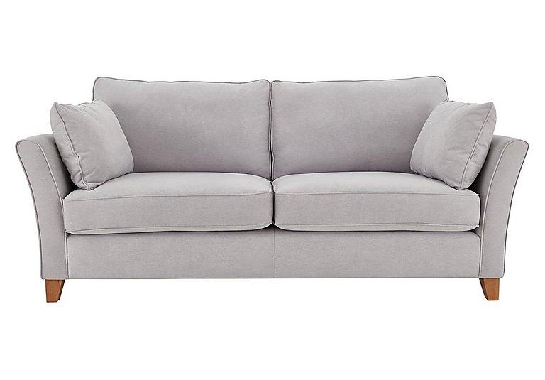 High Street Bond Street 4 Seater Fabric Sofa