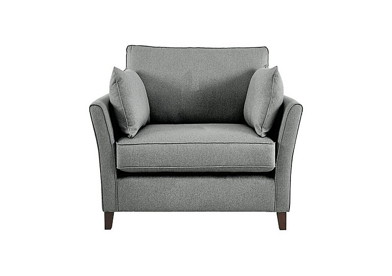 High Street Bond Street Fabric Armchair