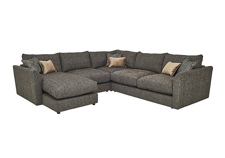 Nirvana Fabric Corner Sofa