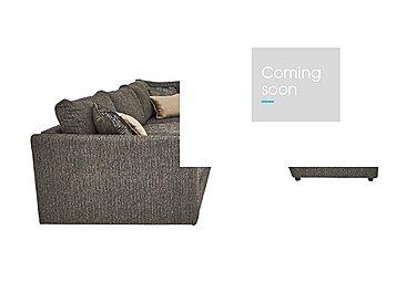 Nirvana Fabric Corner Sofa in Silvado Silver on FV