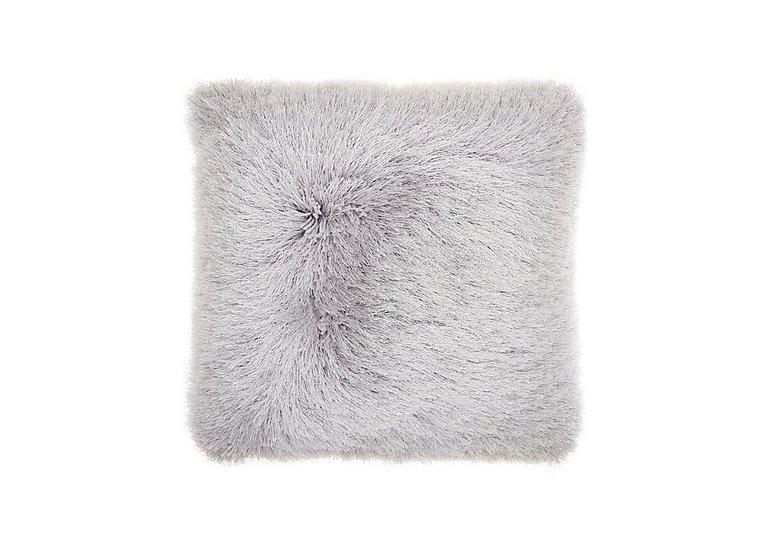 Shimmer Cushion in Light Grey on FV