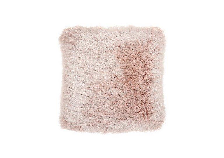 Shimmer Cushion in Rose on FV