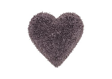 Heart Cushion in Lavender on FV