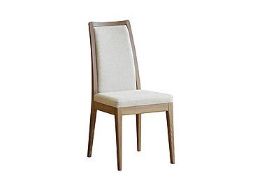 Romana Padded Back Dining Chair in C654 on FV