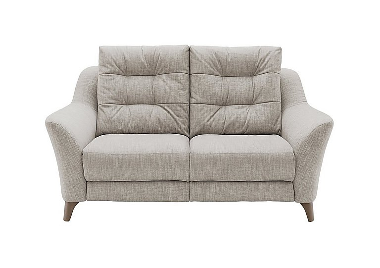 Pip 2 Seater Fabric Recliner Sofa