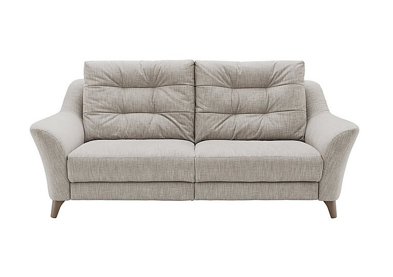 Pip 3 Seater Fabric Recliner Sofa
