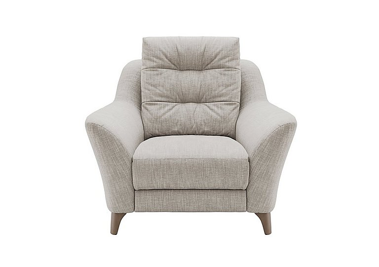 Pip Fabric Recliner Armchair