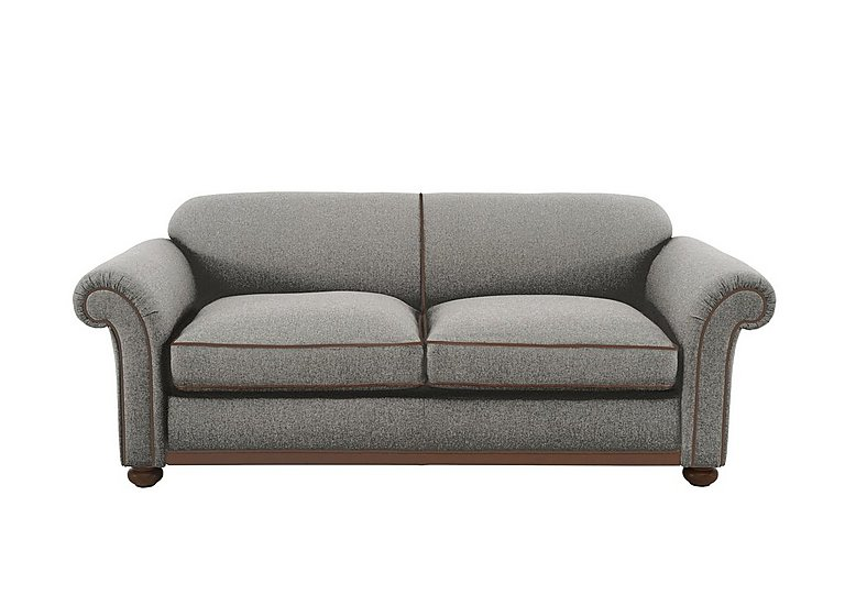 Texas 3 Seater Fabric Sofa Bed