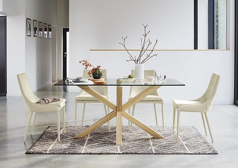 Evoque 160cm Dining Table