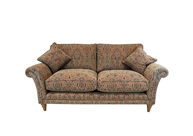 Burghley Large 2 Seater Fabric Sofa - Only One Left!