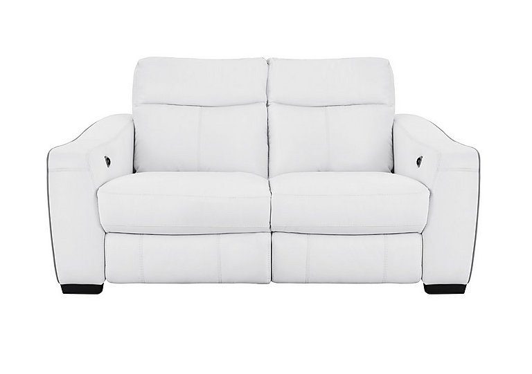 Cressida 2 Seater Leather Sofa - Only One Left!
