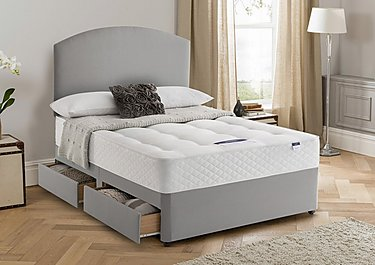 Miracoil Serenity Ortho Divan Set in  on Furniture Village