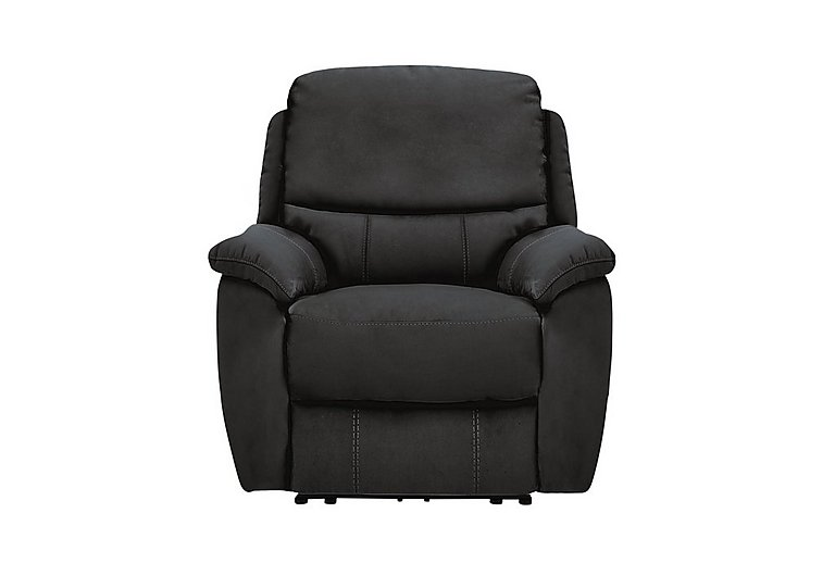 Oregon Fabric Recliner Armchair