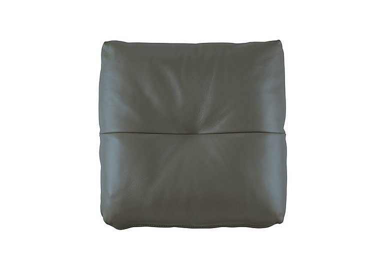Tess Leather Bolster Cushion