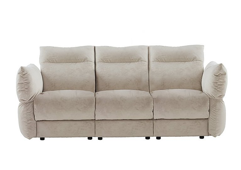 Tess 3 Seater Fabric Sofa