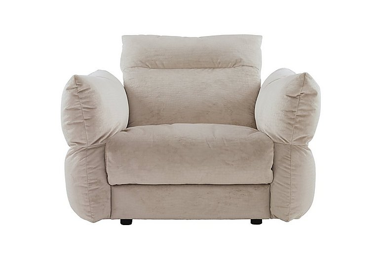Tess Large Fabric Armchair