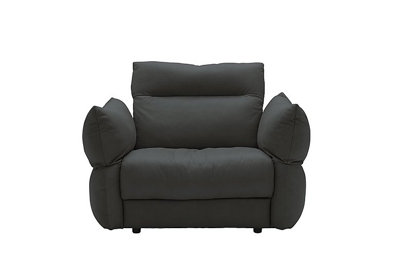 Tess Large Leather Armchair